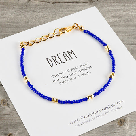 Boho Gold Dream Bracelet