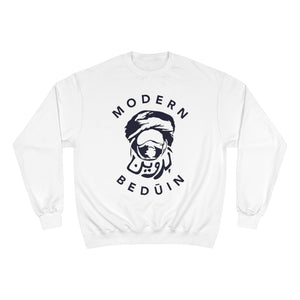 Open image in slideshow, Modern Bedūin Big Logo  - Champion Sweatshirt