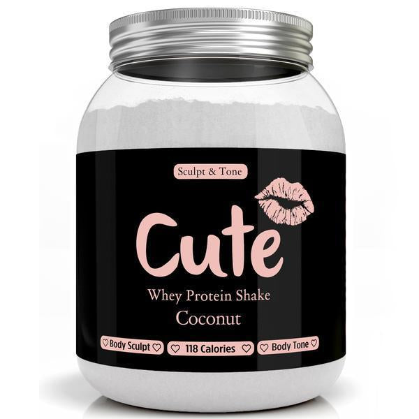 Whey Protein Shake – Coconut