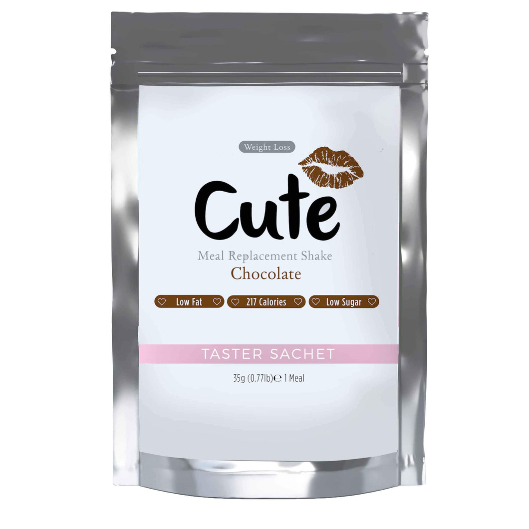 Chocolate Slim Diet Shake Sachet