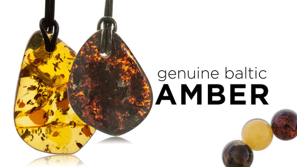 Genuine Baltic Amber Jewelry