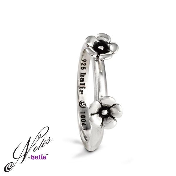 Posie Bouquet Stacking Ring Set - Metalsmiths Sterling‰̣ۡå¢ Canada