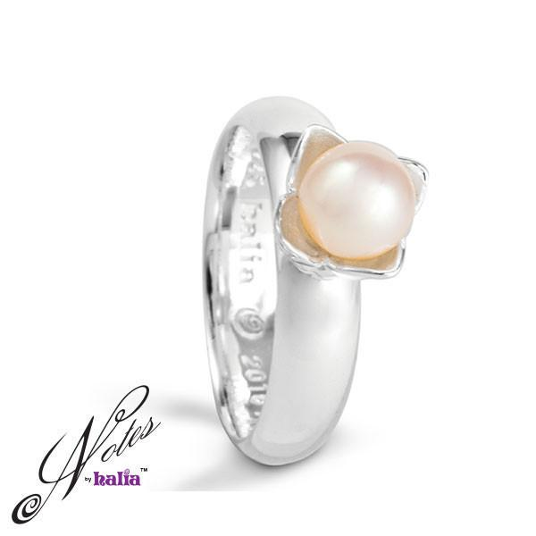 Treasure Trove Pearl Stacking Ring - Metalsmiths Sterling‰̣ۡå¢ Canada