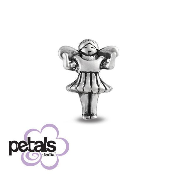 Jump for Joy -  Petals Sterling Silver Charm