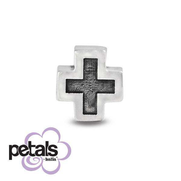 Sunday School -  Petals Sterling Silver Charm