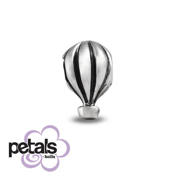 Up, Up & Away -  Petals Sterling Silver Charm