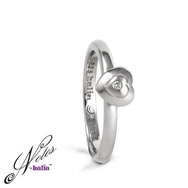 Wrapped in Love Diamond Stacking Ring - Metalsmiths Sterling‰̣ۡå¢ Canada
