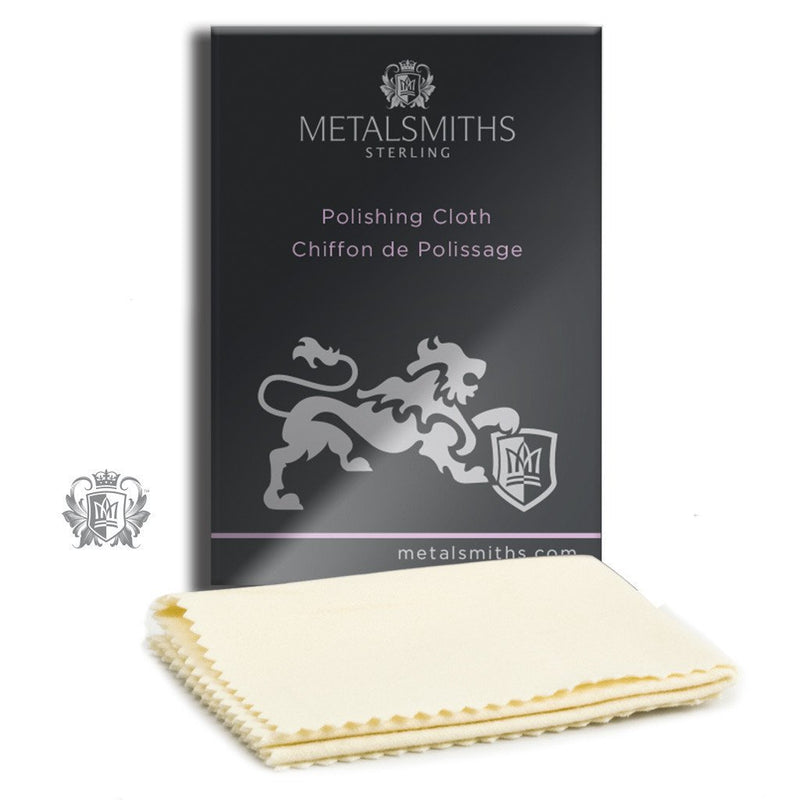Metalsmiths Sterling™ Polishing Cloth - Metalsmiths Sterling™ Canada