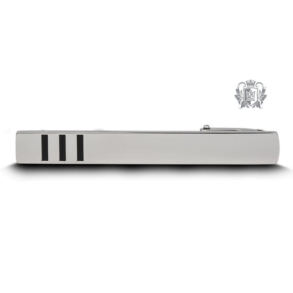 Triple Line Tie Clip - Metalsmiths Sterling'Ñ¢ Canada