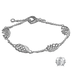 Undulate Bracelet - Metalsmiths Sterling™ Canada