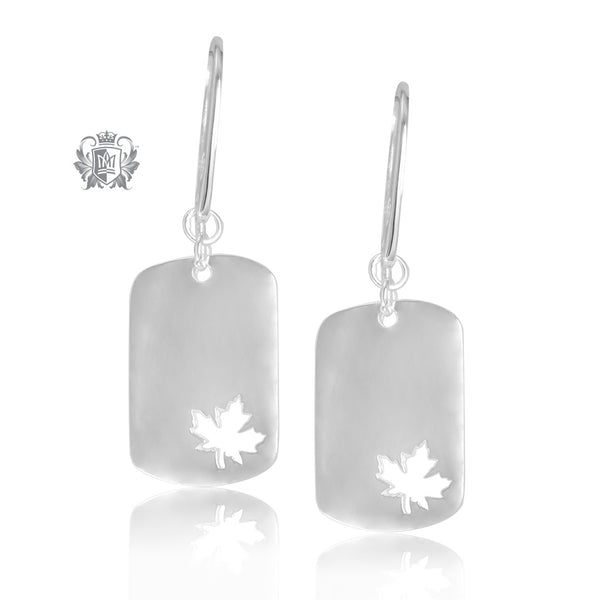 True North Hanging Earrings