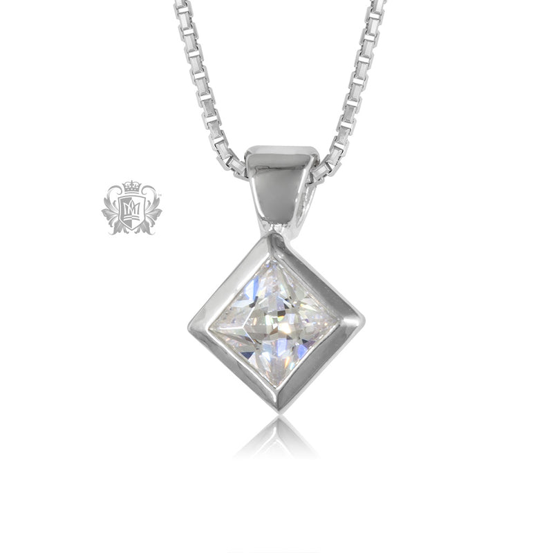 Square Slope Pendant