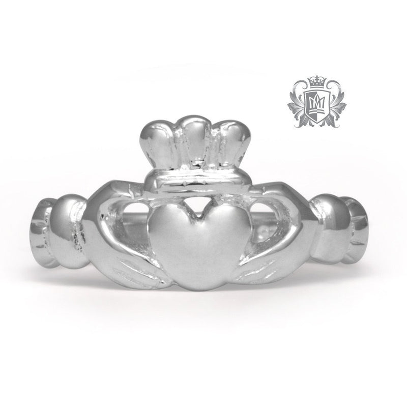 Claddagh Band - Metalsmiths Sterling'Ñ¢ Canada
