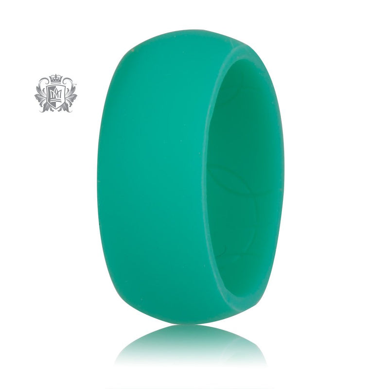 Turquoise Silicone Active Band