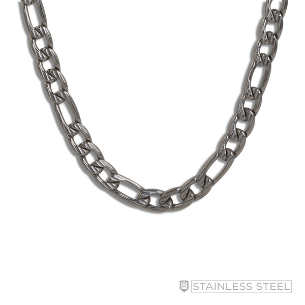 Figaro Stainless Steel Chain