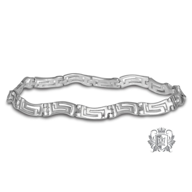 Wave Greco Bracelet - Metalsmiths Sterling™ Canada