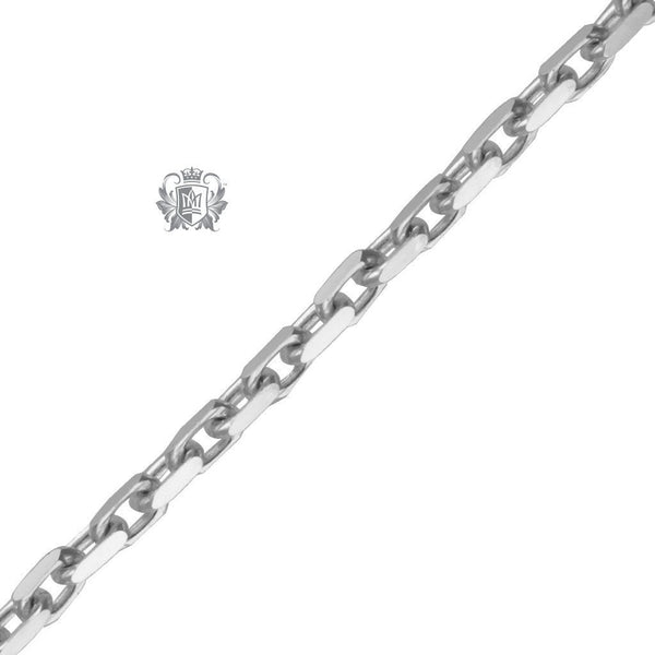 Anchor Link Chain (60 gauge) - Metalsmiths Sterling'Ñ¢ Canada