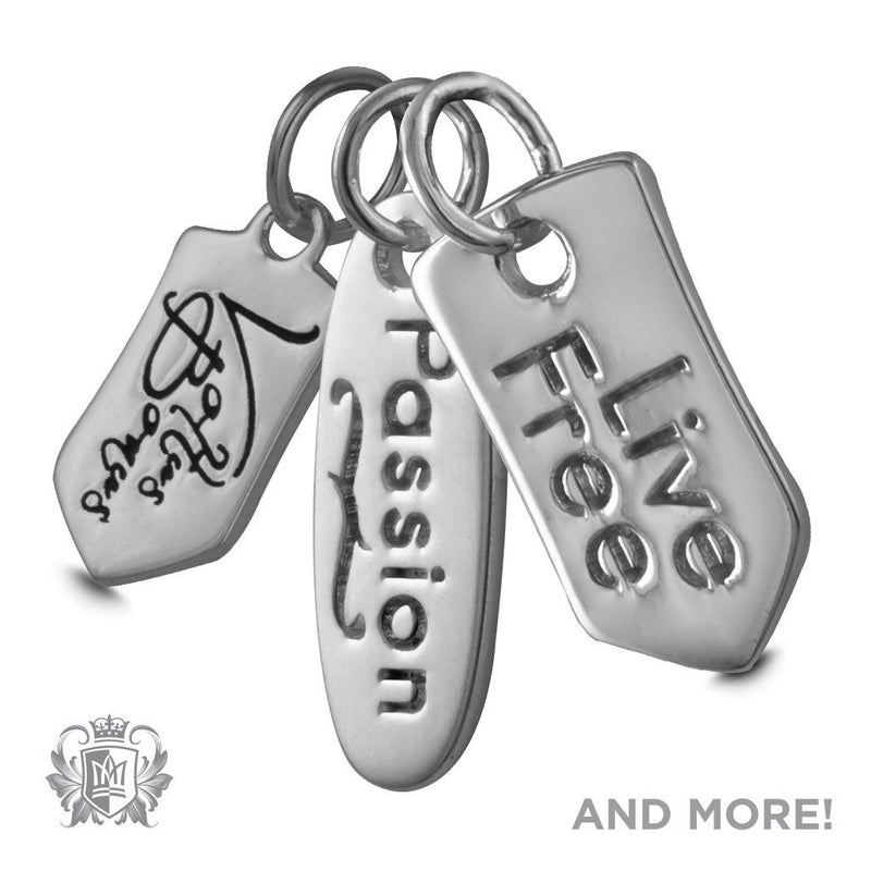 Philosophy Charm - Multiple Styles -  Charm - 1