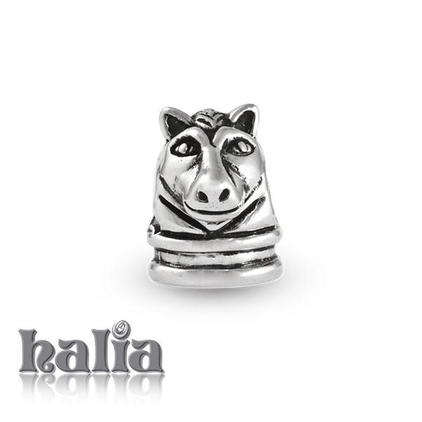 Knight -  Sterling Silver Bead