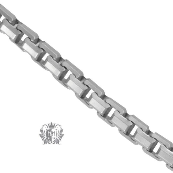 Box Chain (1.3mm) - 16 inch chain Chain - 1
