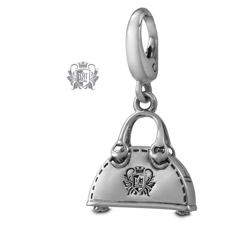Fashion Handbag Charm -  Charm