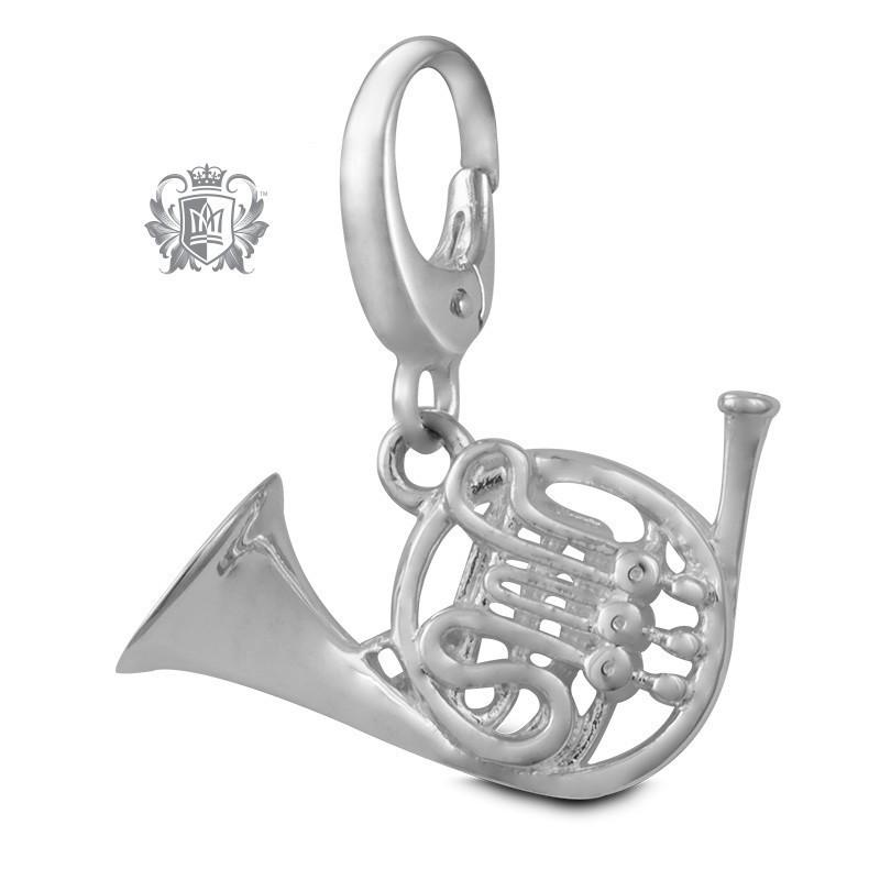 French Horn Charm -  Charm