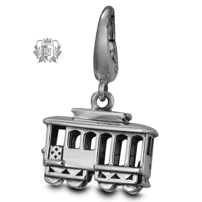 San Francisco Trolley Charm -  Charm