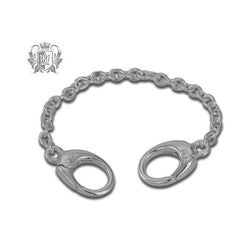 Charm Bracelet Safety Chain - Metalsmiths Sterling™ Canada