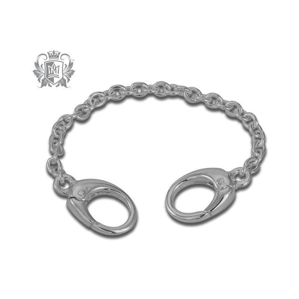 Charm Bracelet Safety Chain - Metalsmiths Sterling'Ñ¢ Canada