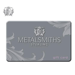 Metalsmiths Sterling Retail Store Gift Card (Canada) - Metalsmiths Sterling™ Canada