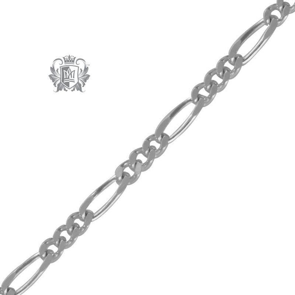 Small Figaro Chain (50 gauge) - Metalsmiths Sterling'Ñ¢ Canada