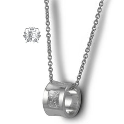 Heritage Barrel Pendant - Metalsmiths Sterling™ Canada
