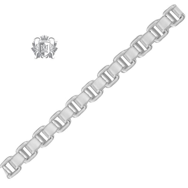Box Chain (40 gauge) - Metalsmiths Sterling'Ñ¢ Canada