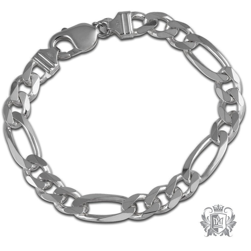 Medium Figaro Bracelet (180 Gauge) - Metalsmiths Sterling'Ñ¢ Canada