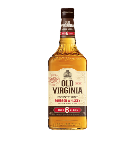 Old Virginia Bourbon Whisky