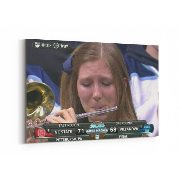 crying piccolo girl