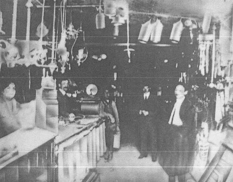 The store in 1898