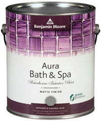 Benjamin Moore Aura® Bath & Spa Interior Paint