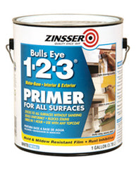Water Based Primer Sealer Zinsser Bullseye 123