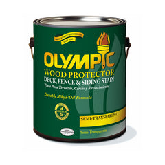 Olympic Wood Protector Semi-Transparent Stain