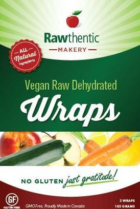 Wraps (3 pack)