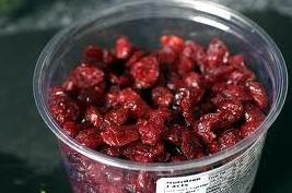 Cranberry  dried
