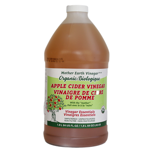 Apple Cider Vinegar  Organic  1.9 liter Mother Earth