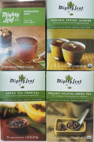 Tea  Mighty Leaf