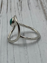 Load image into Gallery viewer, Olivia Ring with Turquoise Ring