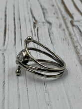 Load image into Gallery viewer, Silver Twig with CZ