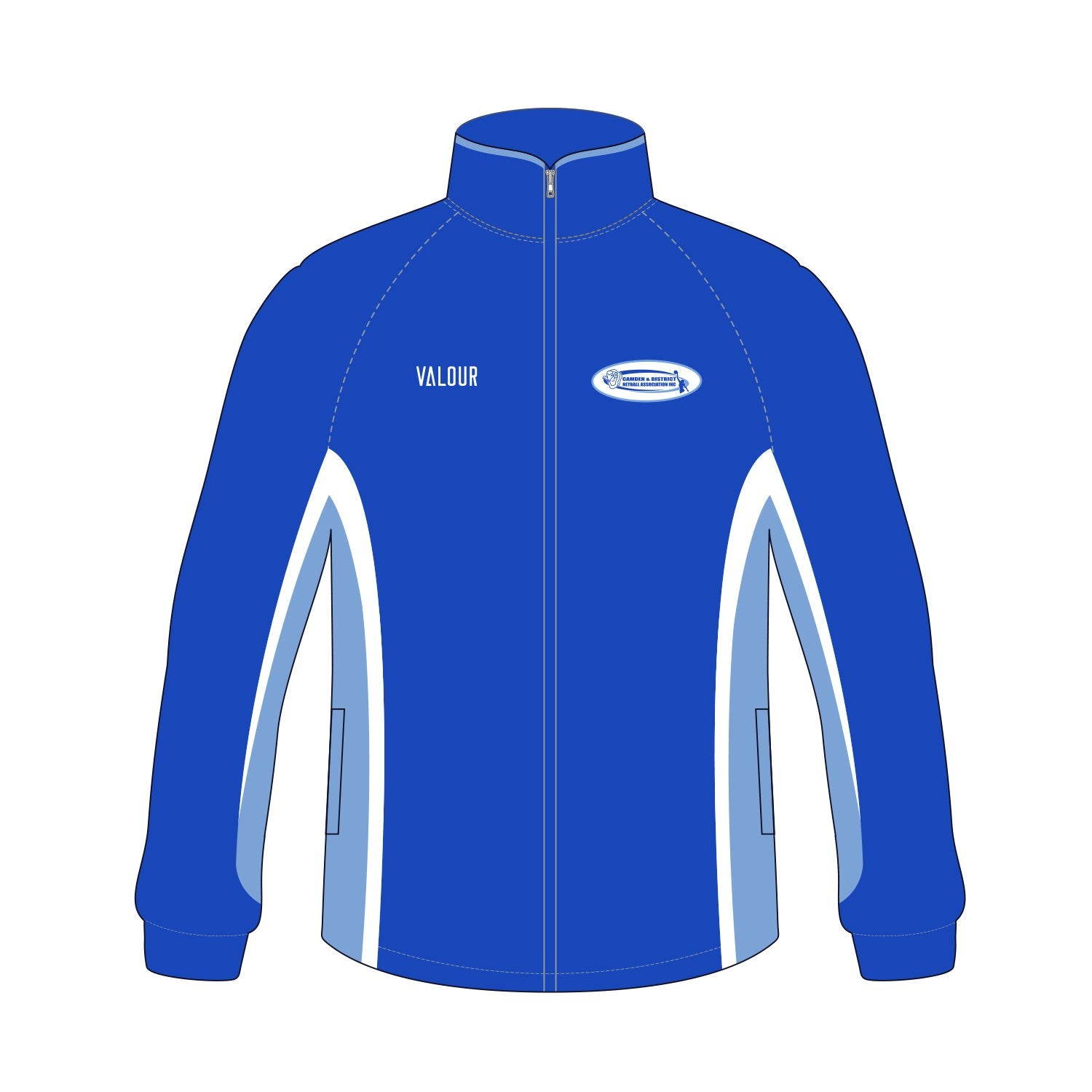 CDNA Representative Track Jacket