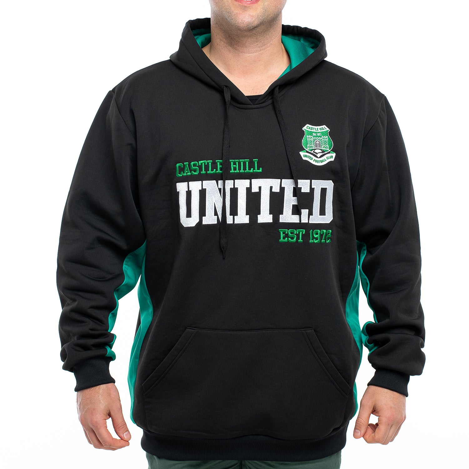 Castle Hill United FC Hoodie