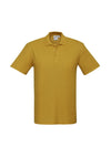 Kids Crew Polo (Style P400KS) - Gold