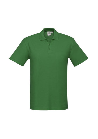 Kids Crew Polo (Style P400KS) - Kelly Green